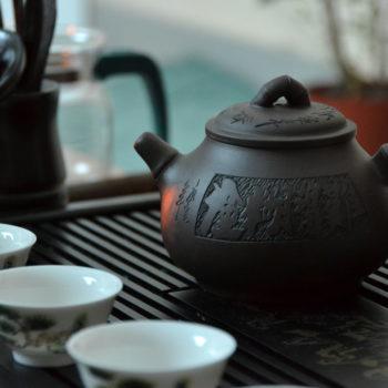 Действие настоящего чая. Чайное состояние.