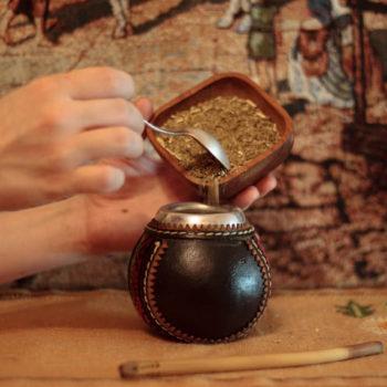 Правила приготовления и заваривания чая мате