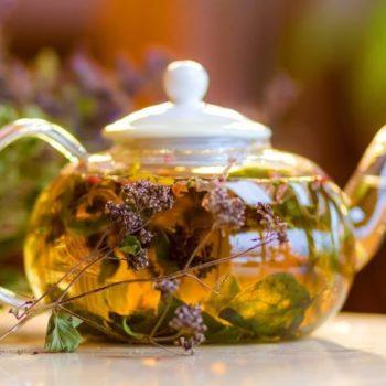 Рецепты вкусных травяных чаев
