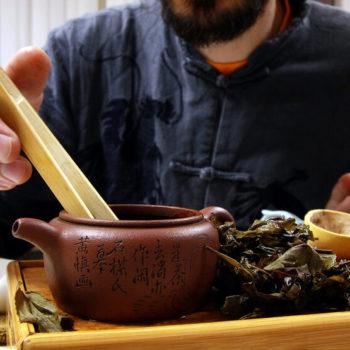 Какой китайский чай пить при простатите