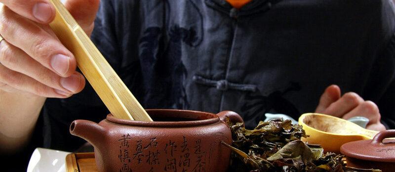, Какой китайский чай пить при простатите