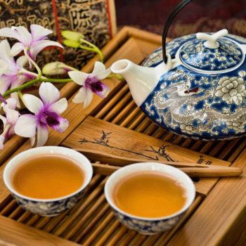 Какой китайский чай полезен перед сном