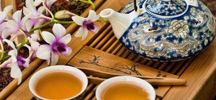 , Какой китайский чай полезен перед сном