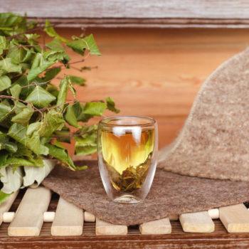 Вкусные и полезные чаи для бани. Лучшие рецепты