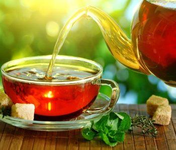 Противоаллергические свойства чая: компонентный состав