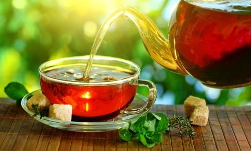 , Противоаллергические свойства чая: компонентный состав