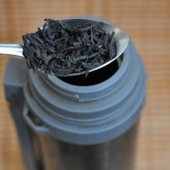 Как правильно заваривать чай в термосе?